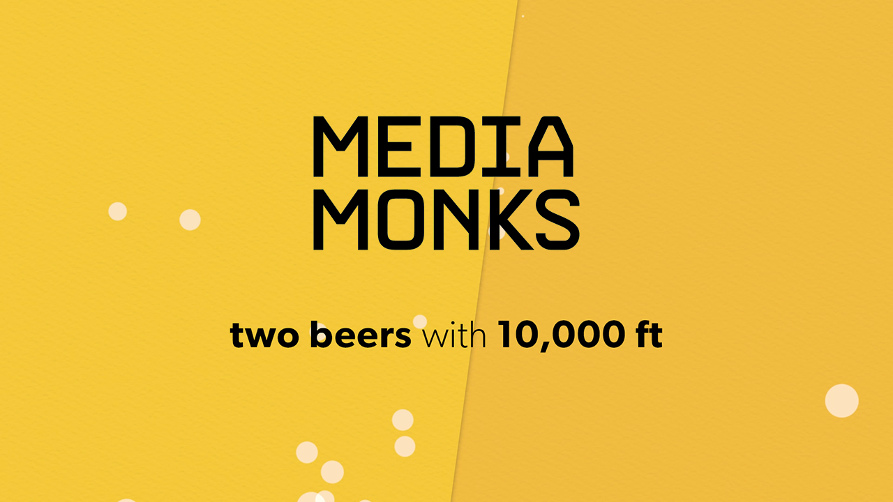 MediaMonks interview with 10,000ft